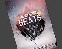 Modern Beats Flyer