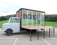 adapter – mobile art platform