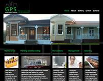 GPS Branding Logo, Website Design and maintance