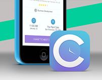 CityHour iPhone app