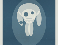 Radiohead minimal songs design