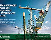 Dia do Eletricista Cooperaliança