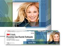 3M Unitek Dental Kit Packaging