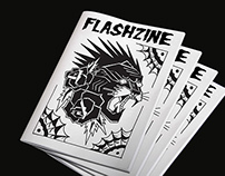 Flashzine #1 Tatueria Motor Tattoo Parlour