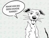 Anti hondenpoep campagne