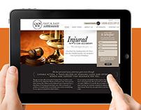 LAW RH Interface design
