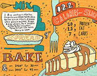 Recipe Illustrations
