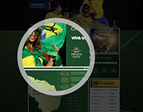 Cosmos Mundial 2014 - Website - 2013