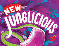 New Popsicle Junglicious
