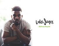 Luke James EPK Sample