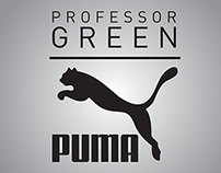 PUMA x Professor Green Clothing Range Proposal
