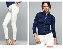 John Midgley Photographs REPLAY Jeans