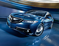 Acura TLX   Higginson