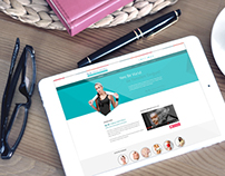 Personal Doctor Web Site