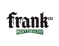 Frank 151 x Mighty Healthy Collection