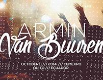 Armin van Buuren Posters