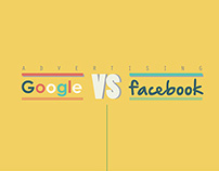 Google VS Facebook information design