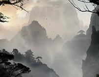 Jiao (Mattepainting, 2010)