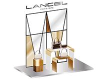 Vitrine Lancel
