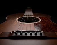 Gibson 1937 L-00 (CGI)