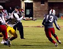 JV Football - Lassiter vs. Cherokee