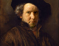 Me as Rembrandt