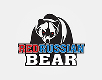 Red Russian Bear