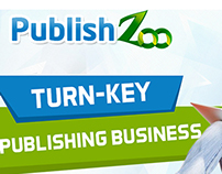 PublishZoo Banner Design