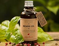 Victor Rhan's Beard Oil