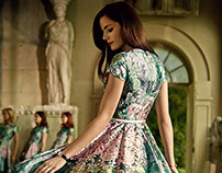 Ted Baker Autumn/Winter 2014 Campaign