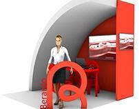 Berardo Mobile 3D (App Logo and Stand Design)