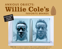 Montclair Art Museum Willie Cole Exhibit