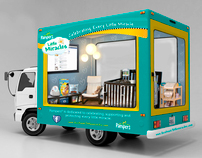 Pampers: Every Little Miracle Tour