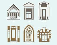 The Doors of Grand Rapids