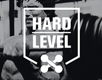Hard Level - Identidade Visual