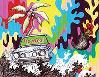 HAWAII; Digital single cover
