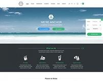 Anchor - Wordpress theme for Campsites