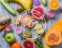 Wonder Juice image design