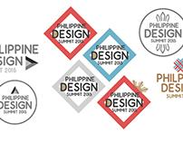 Philippine Design Summit Logo Study