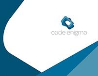 Code Enigma - Promotional Designs