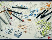 Sketching & Hand Rendering