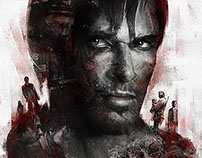 AMC: The Walking Dead - Season 5: Gareth
