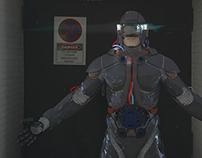 CYB body armor