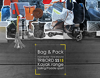 TRIBORD Bag & Pack
