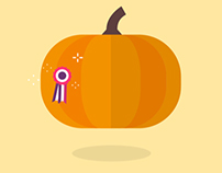 TIME - The Great Pumpkin Race