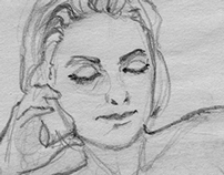 life drawing (female_session)