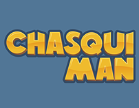 Lettering: Chasquiman