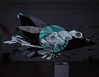 Paint-Mapping by ONDÉ & Psoman - BAM Festival 2014