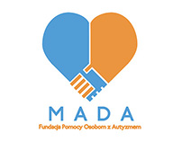 MADA logo - foundation helping people with autism