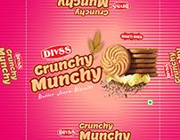 Biscuits Design